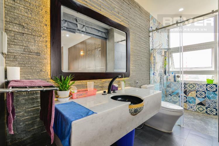 Phòng Tắm 2 Penthouse Chung cư Bộ Công An 3 phòng ngủ tầng cao nội thất đầy đủ