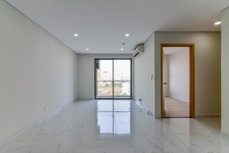 Căn hộ An Gia Riverside 3 phòng ngủ tầng thấp nhà trống