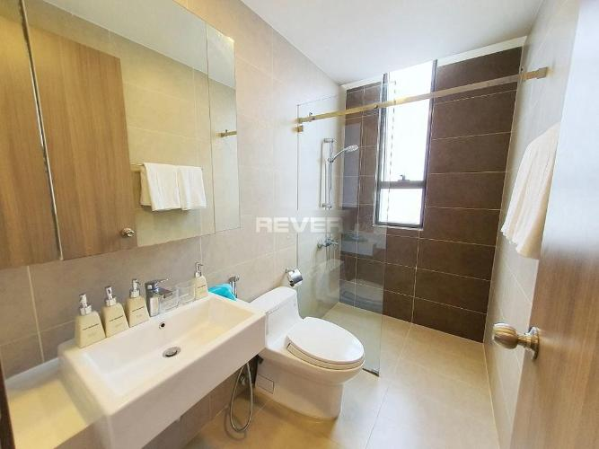 Phòng tắm căn hộ Icon 56 Căn hộ Icon 56 đầy đủ nội thất tiện nghi, view thoáng mát.