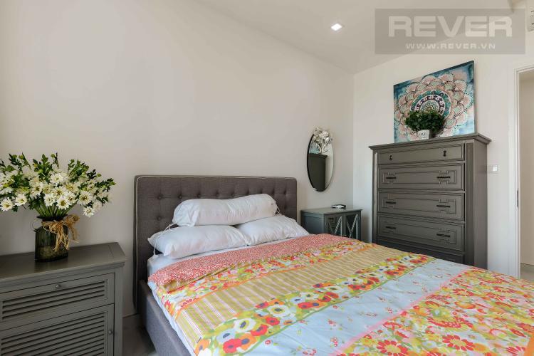Phòng Ngủ 1 Căn hộ Vista Verde tầng cao 3 phòng ngủ, diện tích rộng rãi