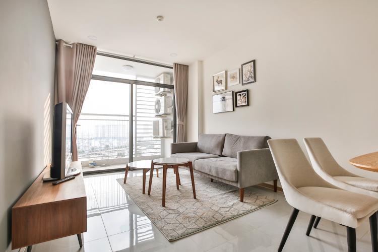 Căn hộ Riva Park 2 phòng ngủ tầng trung tháp A nội thất đầy đủ