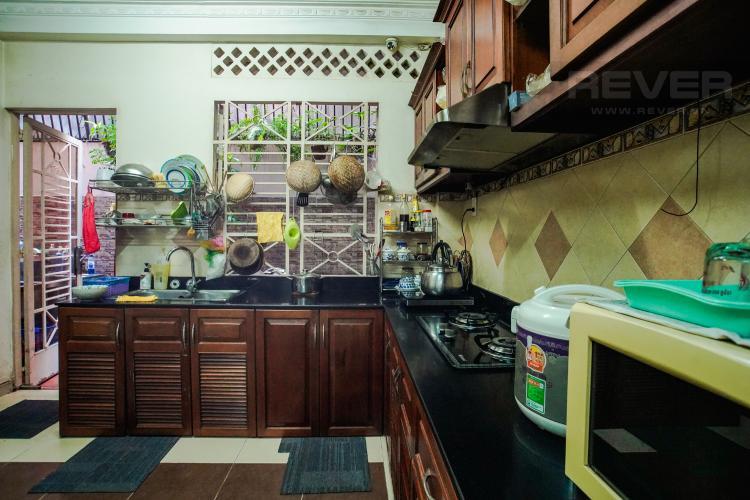 Phòng Bếp Bán nhà phố KDC Trung Sơn Q.7, 3 tầng, 17PN, diện tích sử dụng 350.4m2, có hầm để xe