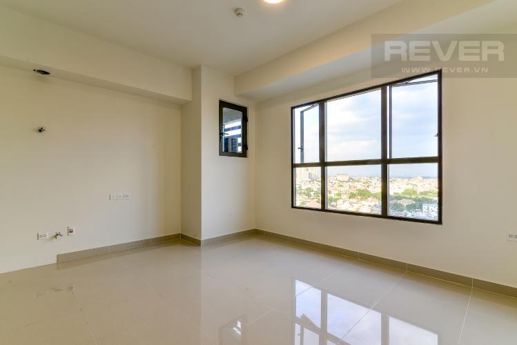 Phòng Khách Cho thuê căn hộ officetel The Sun Avenue, diện tích 32m2, nội thất cơ bản, view khu dân cư