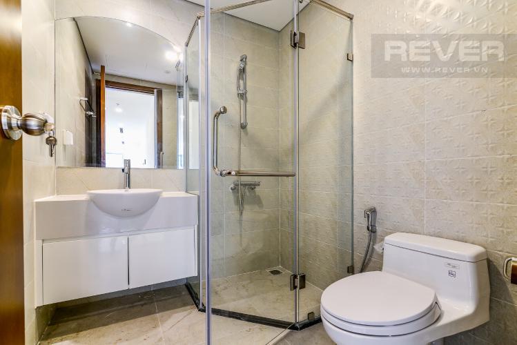 Phòng Tắm 2 Căn hộ Vinhomes Central Park 4 phòng ngủ tầng cao L6 view sông
