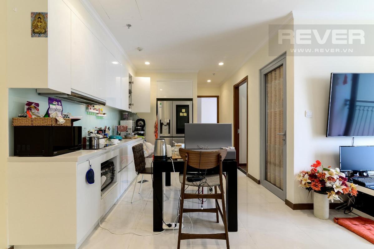 5f0c83c35962be3ce773 Bán căn hộ Vinhomes Central Park 2PN, tầng cao, diện tích 79m2, đầy đủ nội thất, view thành phố