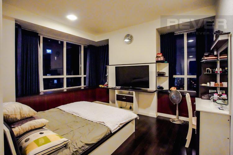 Phòng Ngủ 1 Bán căn hộ Sunrise City 3PN, tầng cao, đầy đủ nội thất, view Quận 7