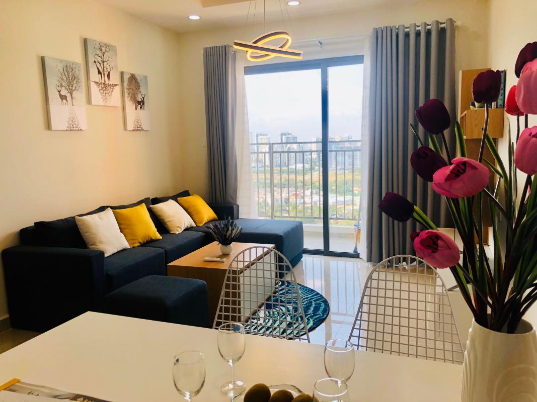 53dec85b53a1b5ffecb0 Bán căn hộ The Sun Avenue 3 phòng ngủ, block 4, diện tích 89m2, đầy đủ nội thất