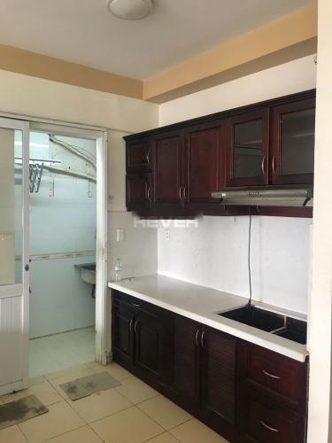 Phòng bếp Phú Gia Hưng Apartment, Gò Vấp Căn hộ Phú Gia Hưng Apartment tầng trung, nội thất cơ bản.