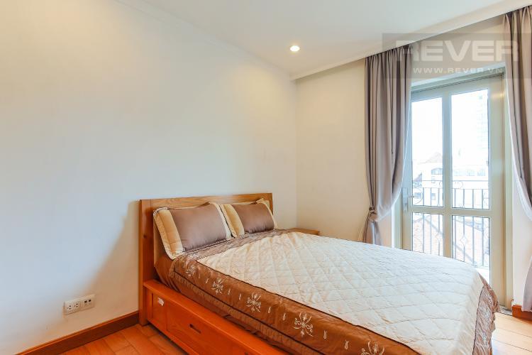Phòng Ngủ 2 Căn hộ Saigon Pavillon 3 phòng ngủ tầng thấp đầy đủ nội thất