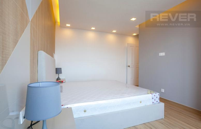 Phòng Ngủ 3 Căn góc Vista Verde 3 phòng ngủ tầng trung T2 đầy đủ nội thất
