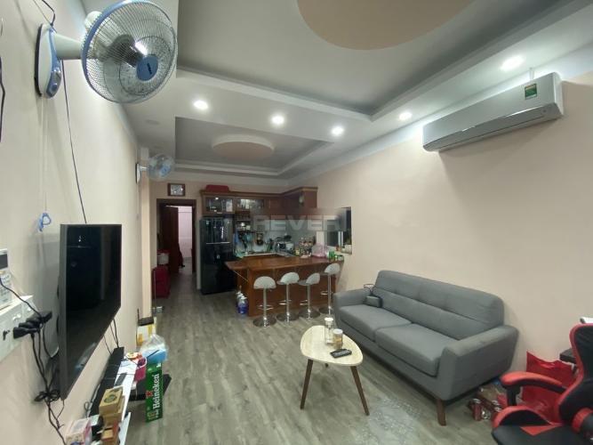 Căn hộ chung cư 35 Nguyễn Văn Tráng tầng 7, nội thất đầy đủ.
