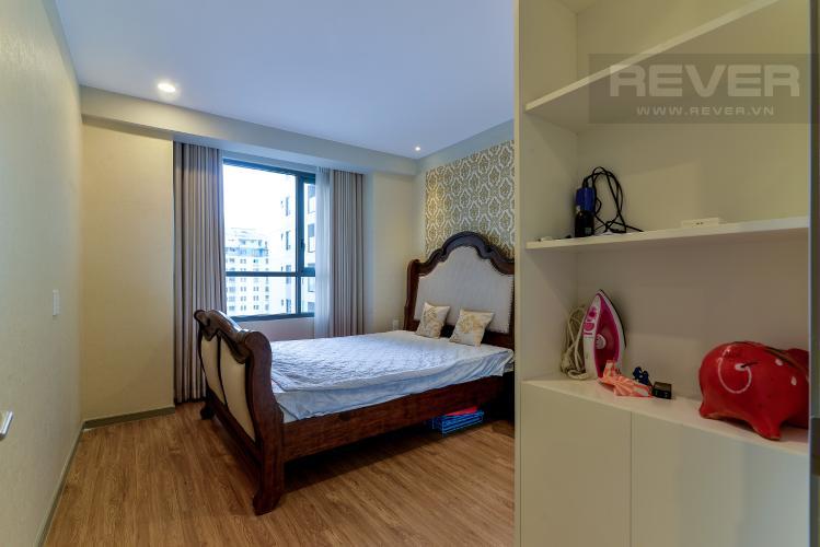 Phòng Ngủ 1 Bán căn hộ The Gold View 2PN, tháp A, diện tích 67m2, đầy đủ nội thất