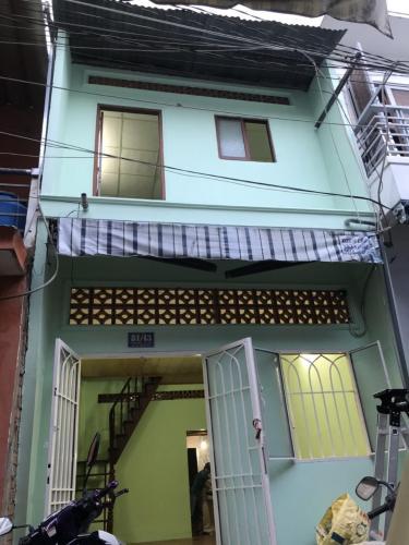 Bán nhà phố hướng Đông hẻm Võ Duy Ninh phường 22 quận Bình Thạnh, diện tích đất 41.5m2, diện tích sử dụng 82m2