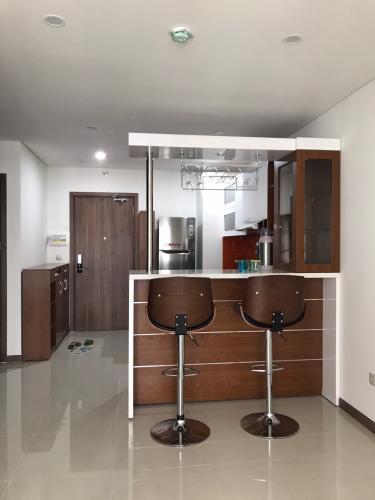 Phòng bếp Hado Centrosa Garden, Quận 10 Căn hộ Hado Centrosa Garden nội thất tinh tế, 1 phòng ngủ.