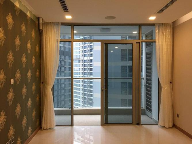 Bán căn hộ Vinhomes Central Park 4PN tầng trung, tòa Park 6B, nội thất cơ bản, hướng ban công Tây Bắc