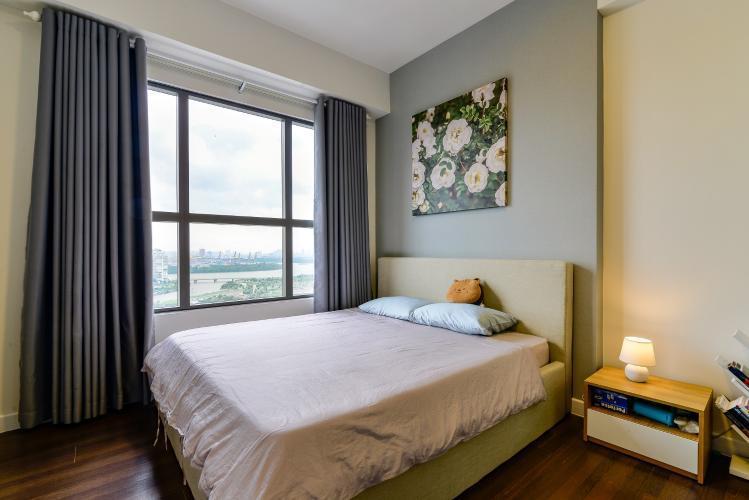 Phòng ngủ căn hộ The Sun Avenue, Quận 2 Căn hộ The Sun Avunue ban công hướng Đông Nam, view đón gió mát.