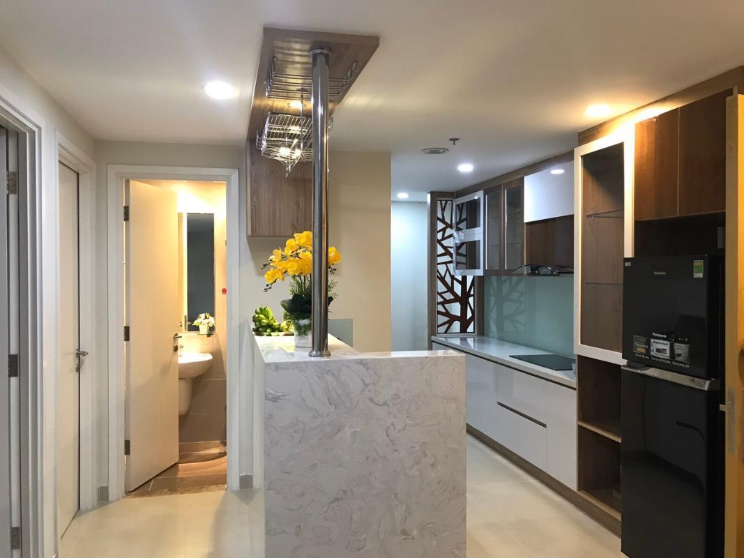 483758049d327b6c2223 Cho thuê căn hộ Masteri Thảo Điền 3PN, diện tích 93m2, tầng thấp, hướng Nam