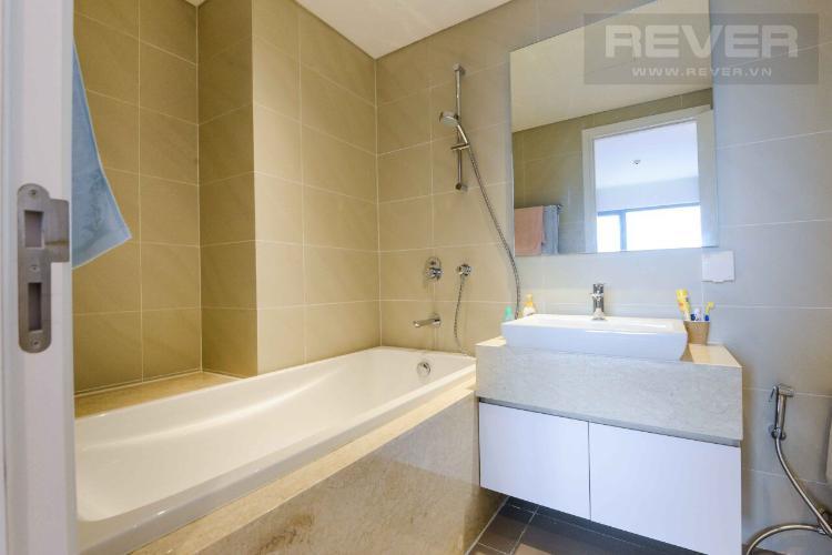 Toilet căn hộ DIAMOND ISLAND Căn hộ Diamond Island tầng thấp, diện tích 91m2 - 2 phòng ngủ