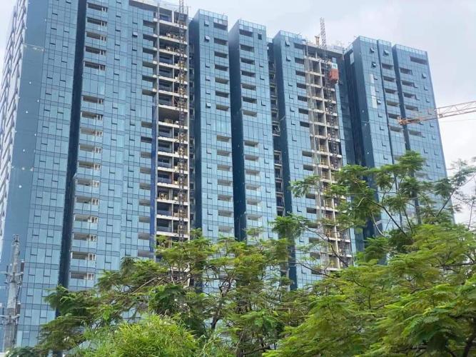 Bên ngoài tòa nhà căn hộ Sunshine City Sài gòn Bán căn hộ Sunshine City Saigon diện tích 105m2