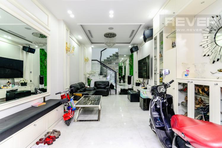 Tổng Quan Nhà phố 3 phòng ngủ đường Võ Văn Kiệt, phường 6, Quận 5