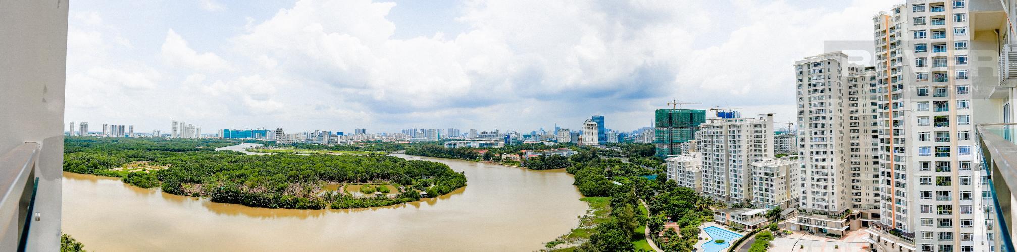 View Bán penthouse Riverside Residence Quận 7, view sông, nhiều tiện ích