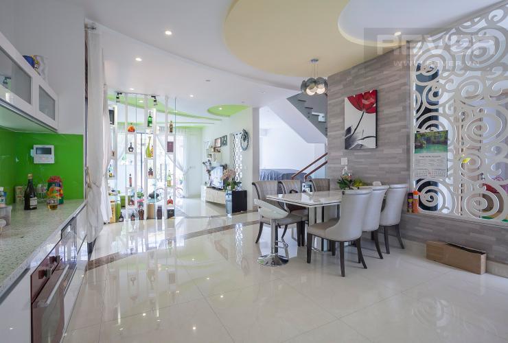 Khu Vực Bếp Biệt thự 6 phòng ngủ Đường Số 6B Quận Bình Tân