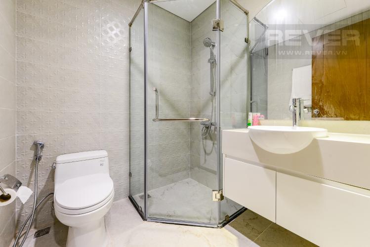 Phòng tắm 2 Căn hộ Vinhomes Central Park 3 phòng ngủ tầng trung L5 nội thất đẹp