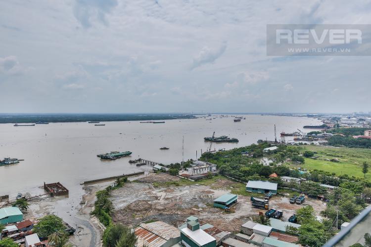 View Căn hộ An Gia Riverside 2 phòng ngủ, view sông trực diện