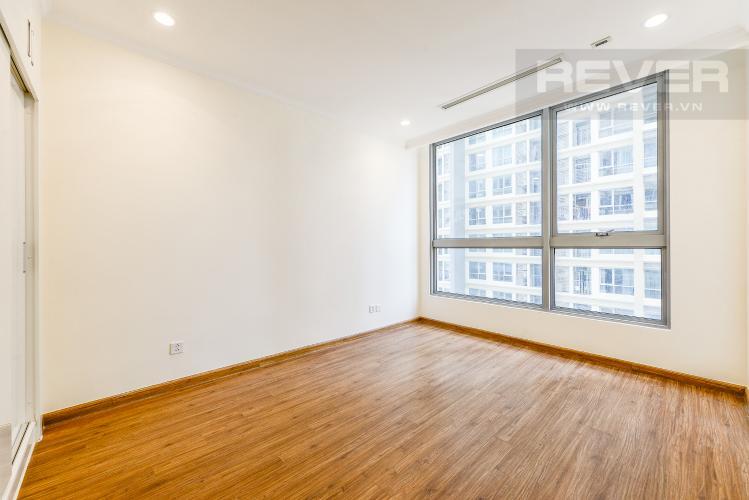 Phòng ngủ 1 Căn hộ Vinhomes Central Park 2 phòng ngủ tầng trung L4 hướng Đông Bắc