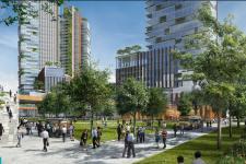 TPHCM: Khu phức hợp có tòa tháp cao nhất Việt Nam Empire City được tăng thêm gần 4.000 căn hộ