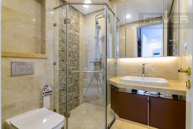 Phòng Tắm 2 Căn hộ Vinhomes Golden River tầng cao, 2PN nội thất đầy đủ, view sông