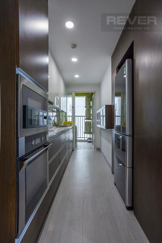 Nhà Bếp Căn hộ Vista Verde 2 phòng ngủ tầng cao T1 nội thất hiện đại
