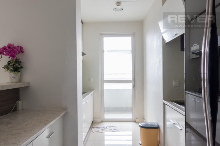 Bếp Cho thuê căn hộ Sunrise City 3PN, tháp V4 khu South, đầy đủ nội thất, view sông thoáng mát