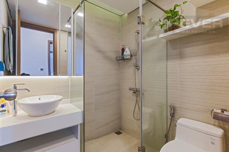 Phòng Tắm 1 Bán căn hộ Vinhomes Central Park tầng trung tháp Park 1, 4PN 3WC, đầy đủ nội thất, view sông Sài Gòn