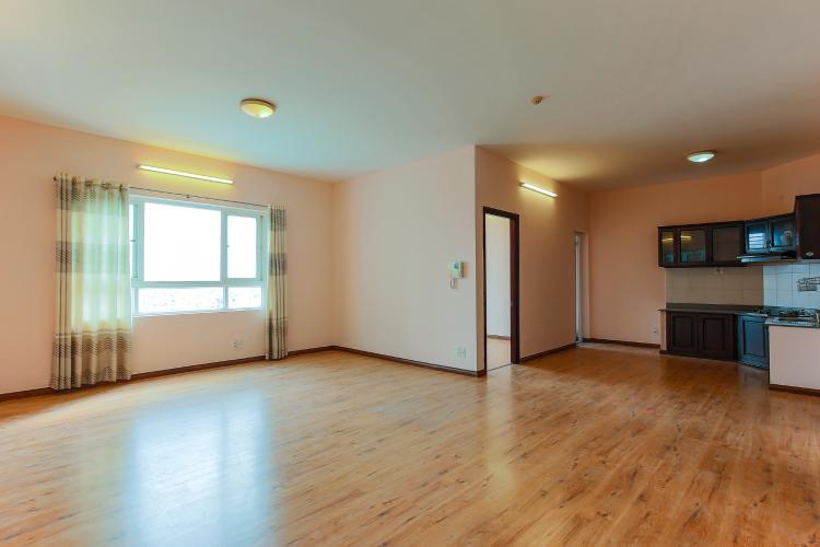 Căn hộ Copac Square Quận 4 tầng thấp 2 phòng ngủ nội thất cơ bản