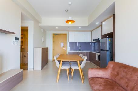 Căn hộ Masteri Thảo Điền 1 phòng ngủ tầng cao T5 đầy đủ nội thất, nhiều tiện ích