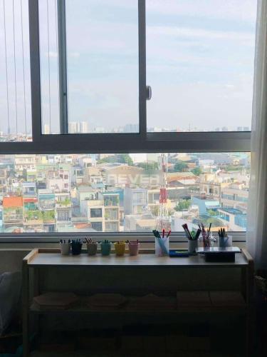 Căn hộ Richstar, Tân Phú Căn hộ Richstar tầng thấp, ban công hướng Nam, view thành phố.