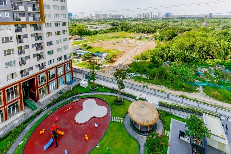 View A Căn hộ The Park Residence 2 phòng ngủ tầng trung B3 chưa có nội thất