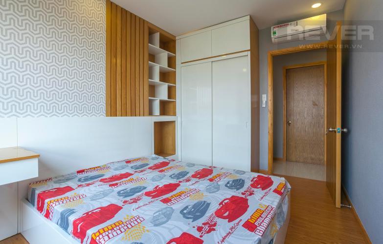 Phòng Ngủ 3 Căn hộ Tropic Garden 3 phòng ngủ tầng thấp A1 nội thất đầy đủ