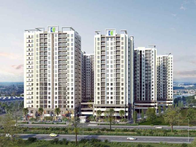 Toàn cảnh dự án Lovera Vista Bán căn hộ Lovera Vista - Block B chưa bàn giao, nội thất cơ bản.