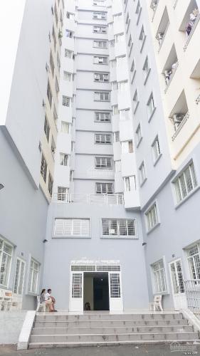 Nội khu chung cư 26 Nguyễn Thượng Hiền, Gò Vấp Căn hộ chung cư Nguyễn Thượng Hiền hướng Đông, đầy đủ nội thất.