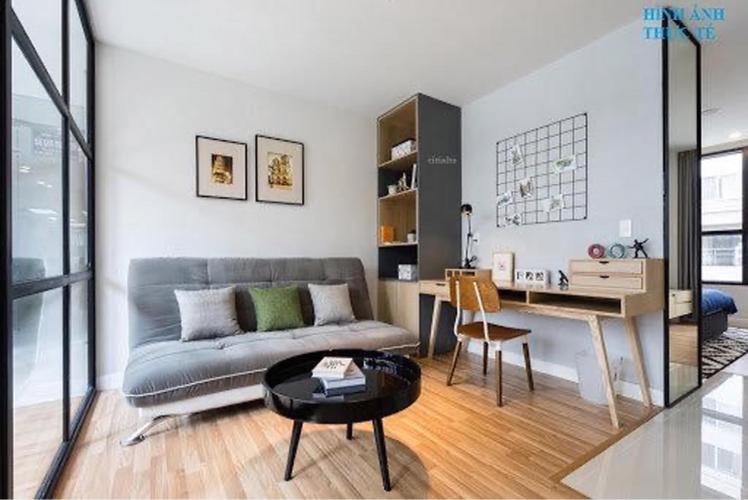 Bán căn hộ CitiAlto 1 phòng ngủ thuộc tầng cao, diện tích 52m2, chưa bàn giao