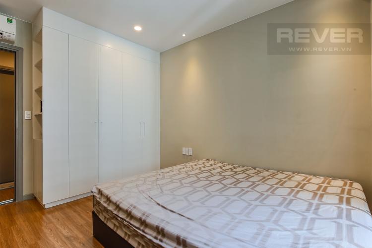 Phòng Ngủ 1 Căn hộ The Gold View tầng thấp tòa A2 diện tích 70m2 full nội thất