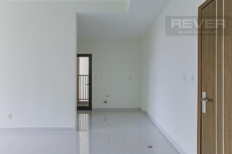 Phòng Bếp Bán căn hộ Jamila Khang Điền 2PN, tầng thấp, nội thất cơ bản, view khu dân cư ven sông