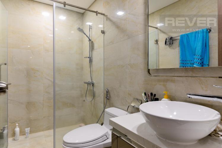 Phòng Tắm Bán căn hộ Vinhomes Central Park 1 phòng ngủ, tầng trung, tháp Landmark 81, đầy đủ nội thất sang trọng