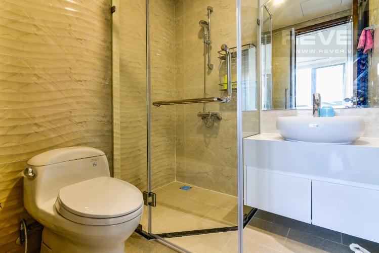 Phòng Tắm 2 Căn hộ Vinhomes Central Park 2 phòng ngủ tầng cao L6 nội thất đầy đủ