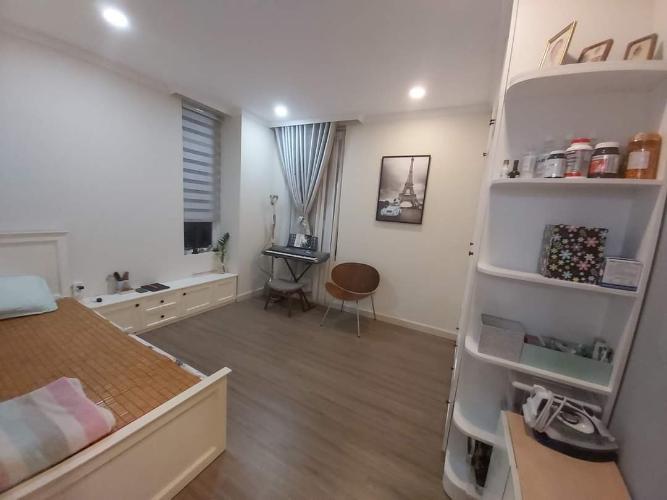 không gian căn hộ Him Lam Chợ Lớn  Căn hộ Him Lam Chợ Lớn tầng trung, đầy đủ nội thất.