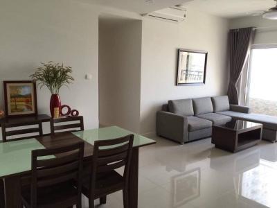 Bán căn hộ Sunrise City 2PN, tháp W4 khu Central Plaza, đầy đủ nội thất, view hồ bơi