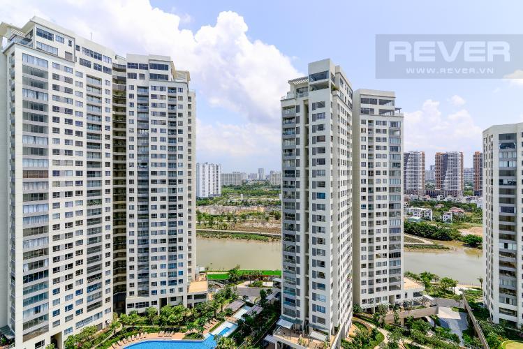 View Cho thuê căn hộ Diamond Island - Đảo Kim Cương 2PN, đầy đủ nội thất, view hồ bơi