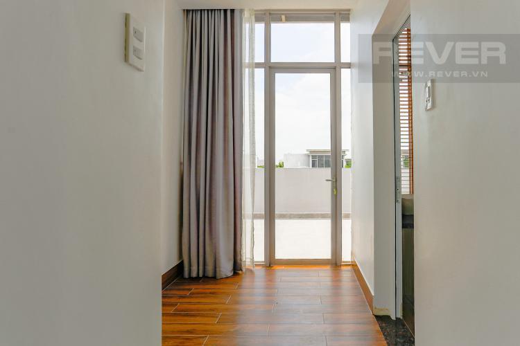 Lối Ra Sân Thượng Tầng 2 Biệt thự nghỉ dưỡng 5 phòng ngủ Riviera Cove Quận 9